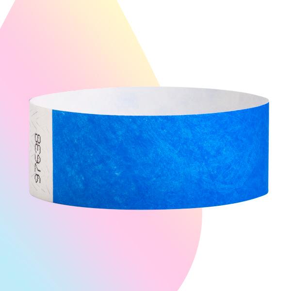 pulseras-para-eventos-sin-imprimir-azul-neon