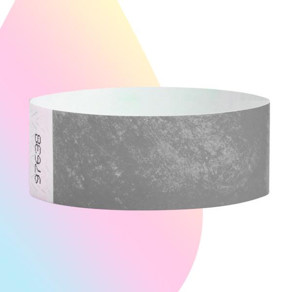 pulseras-para-eventos-sin-imprimir-plata