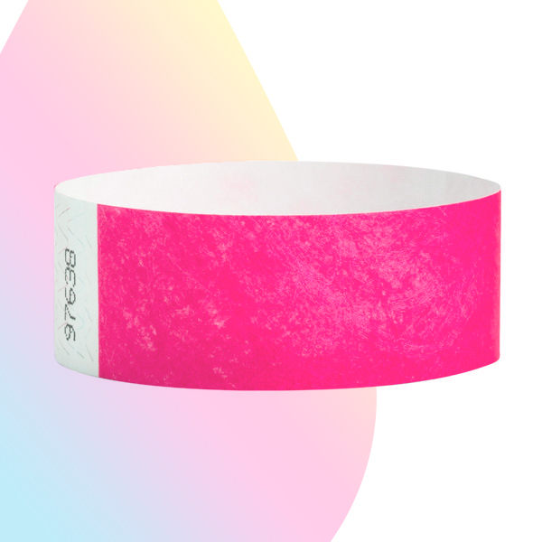 pulseras-para-eventos-sin-imprimir-rosa-neon